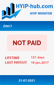 www.hyip-hub.com - hyip zinc 7