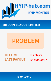 www.hyip-hub.com - hyip bitcoin league limited