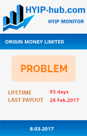 www.hyip-hub.com - hyip origin money limited