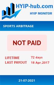 SportARB мониторинг 25