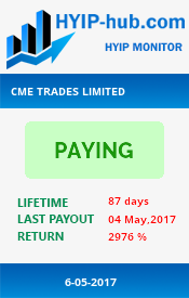 www.hyip-hub.com - hyip cme trades