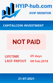 www.hyip-hub.com - hyip capital coin