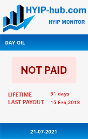 www.hyip-hub.com - hyip day oil limited