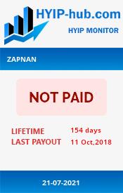 www.hyip-hub.com - hyip zapnan